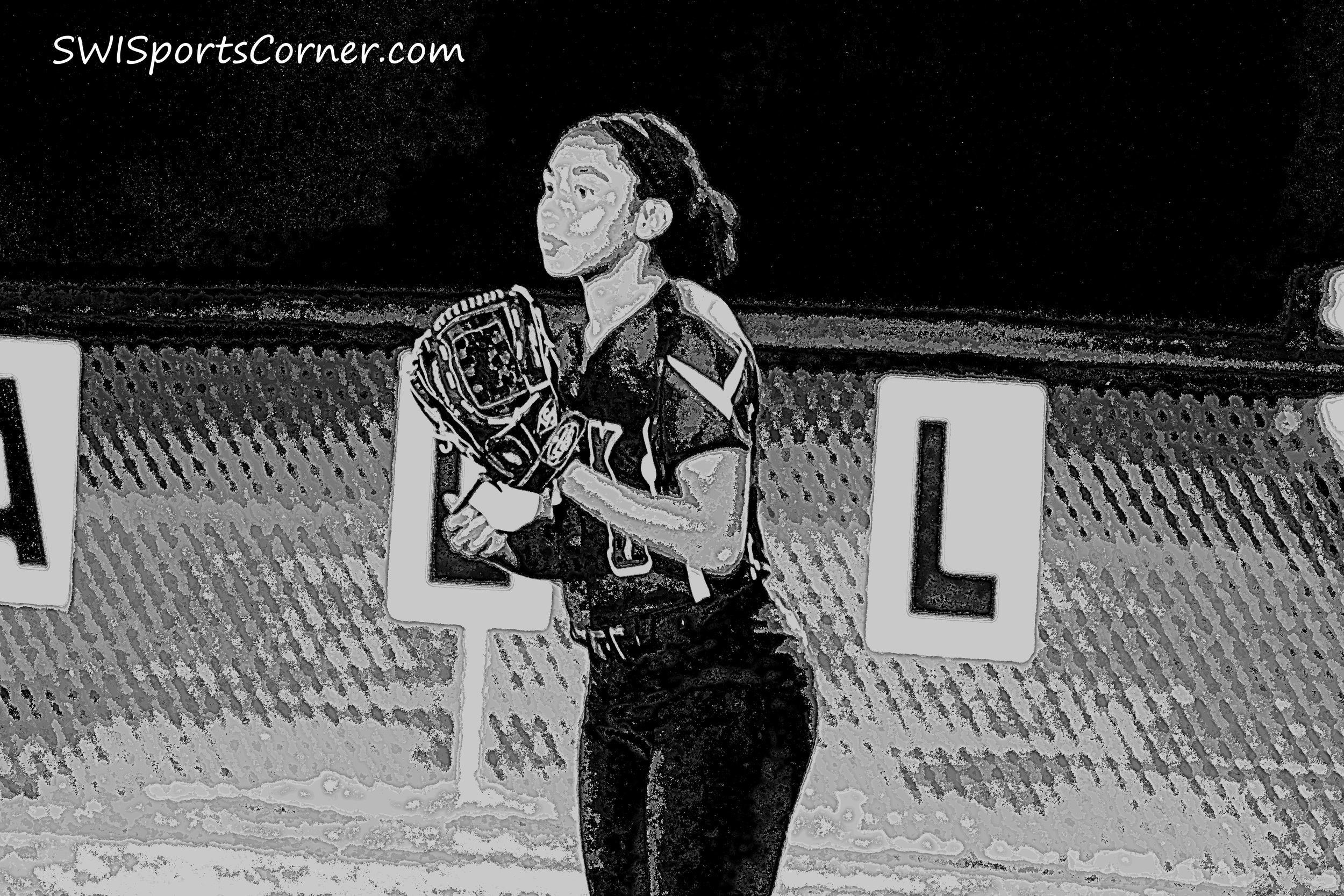 Jescenia Mosely June 23rd , 2015 at Essex against Fremont-Mills