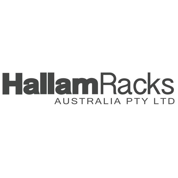 Hallam Racks logo