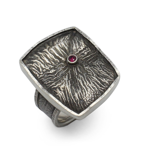 Reticulated Box Ring