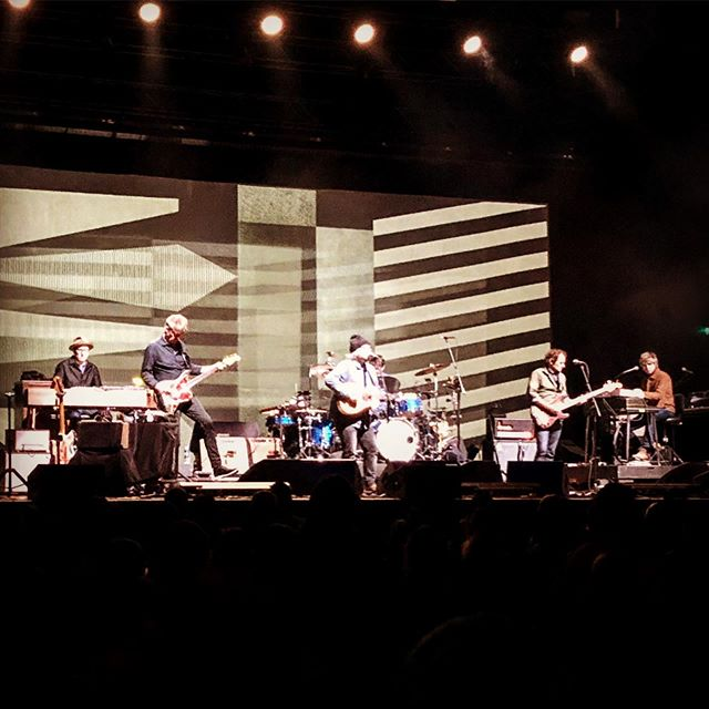 @wilco - live music doesn't get better than this.