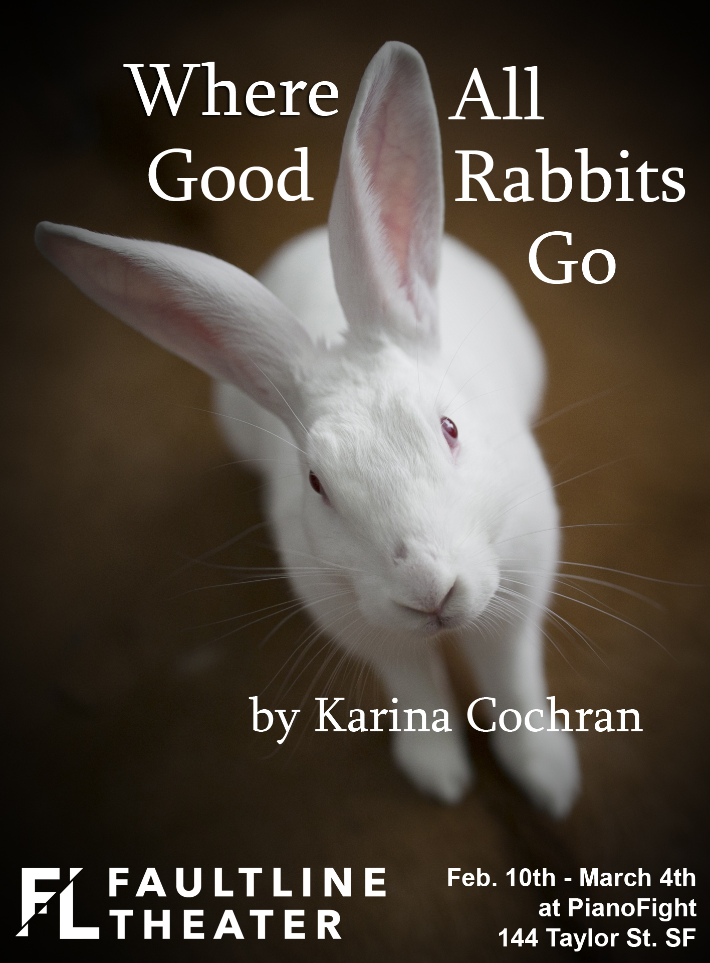 Where All Good Rabbits Go