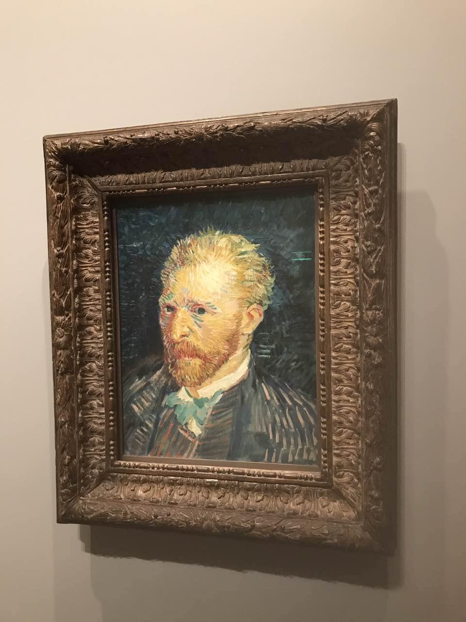 - Vincent Van Gogh's