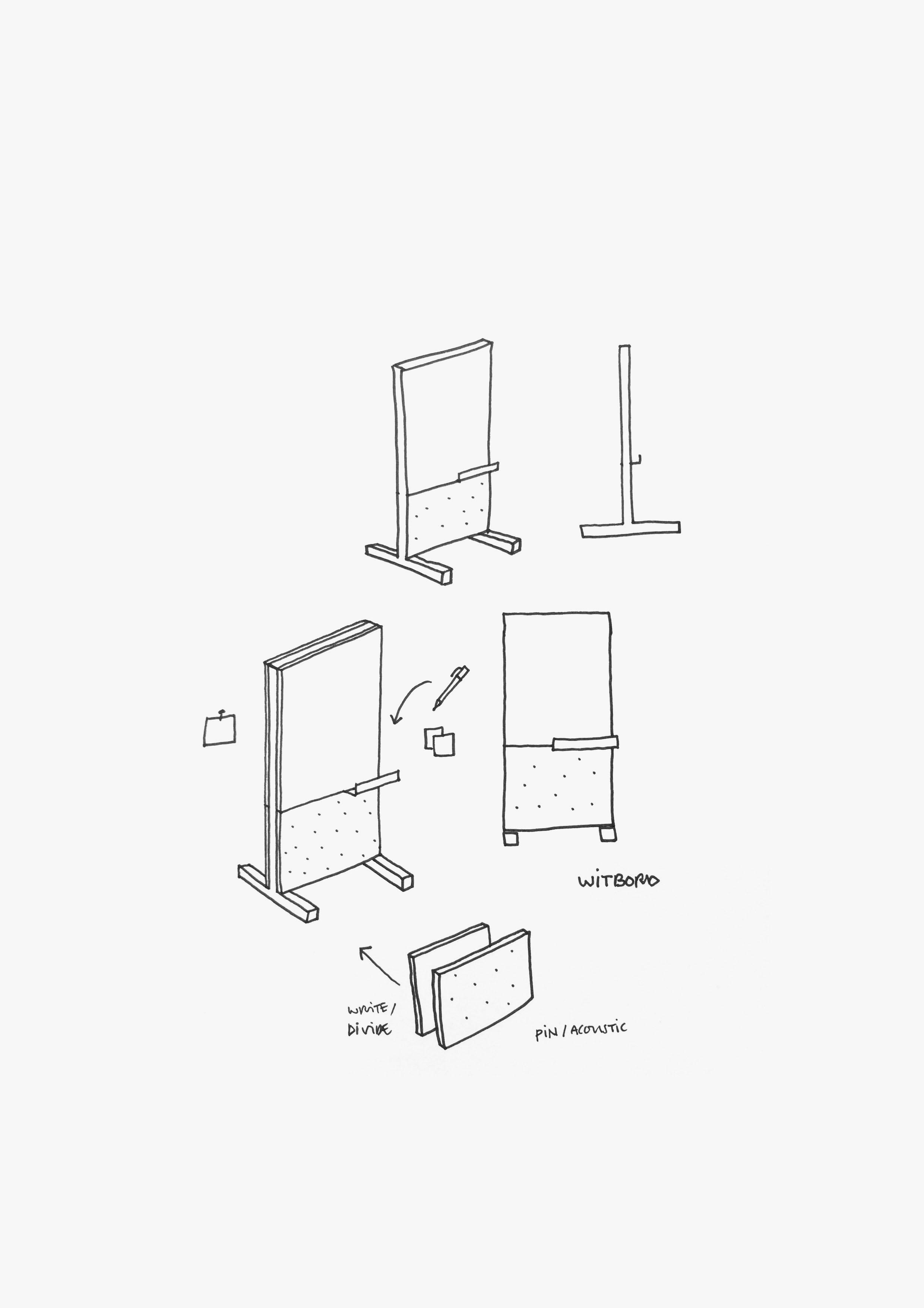 KOKER  / Remko's sketches.