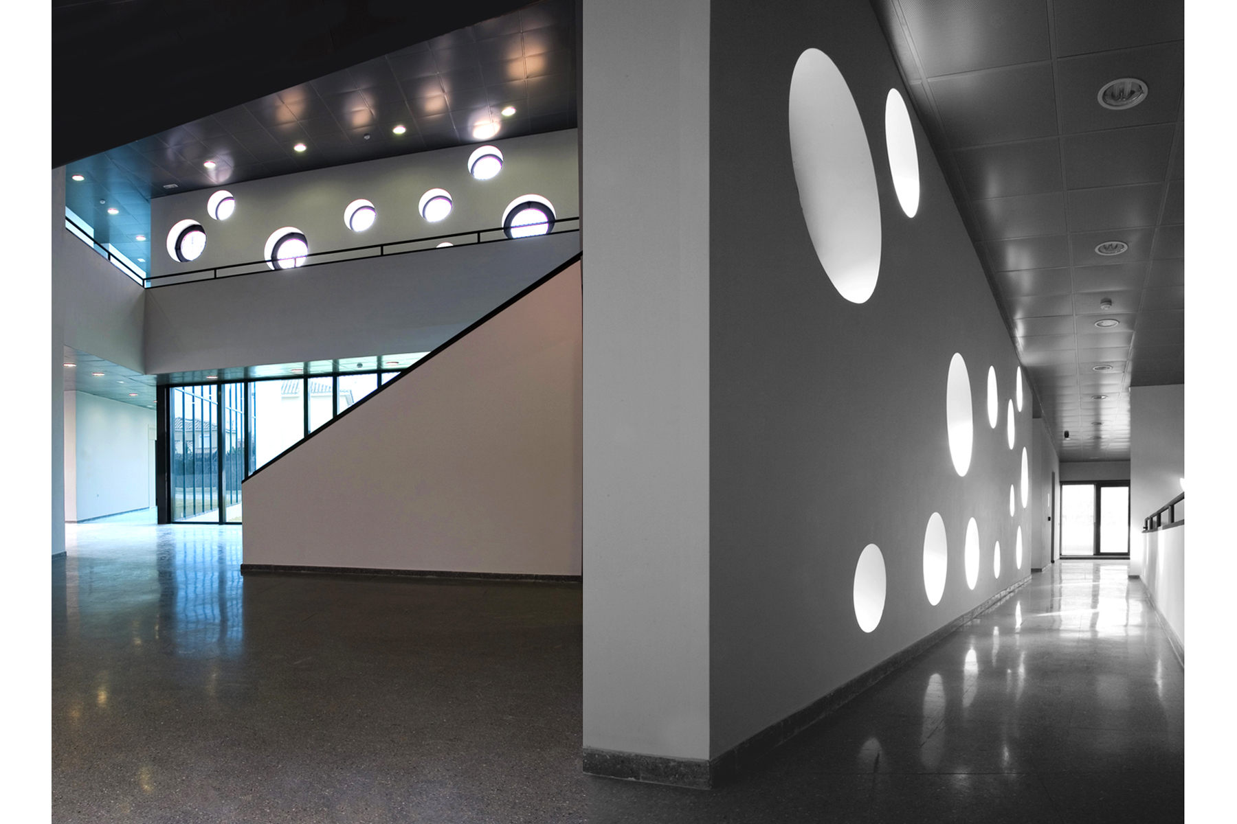 dance-music interior