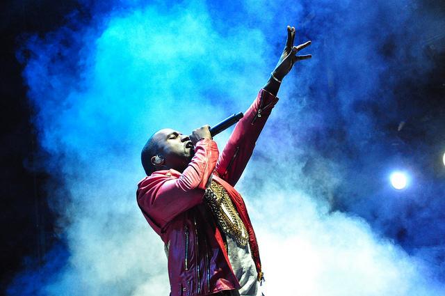 Kanye West. C.C. Image: Rodrigo Ferrari on Flickr.