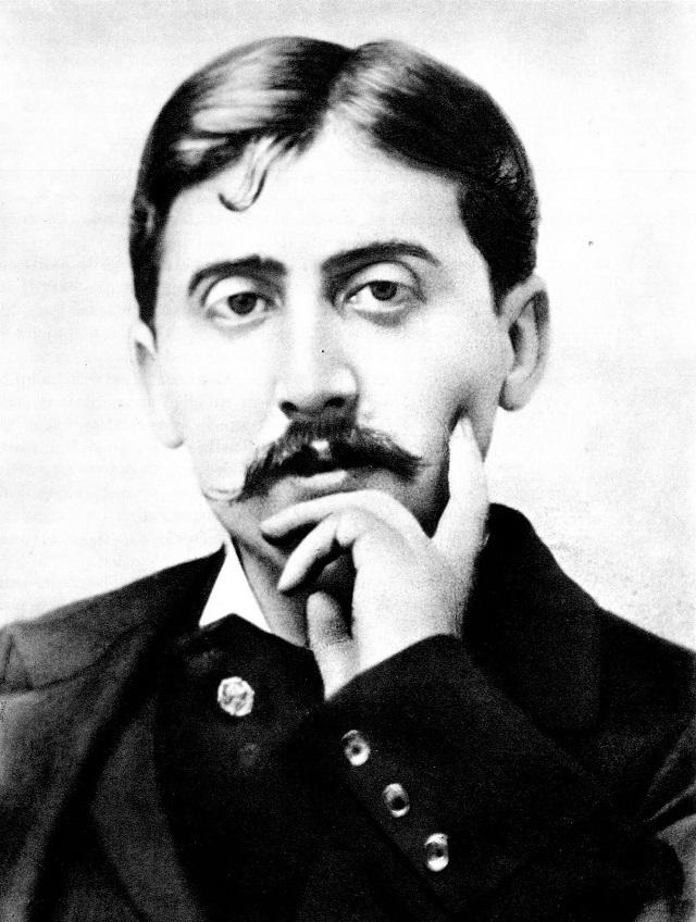 Marcel Proust, c. 1900. Public domain image: Wikimedia Commons.
