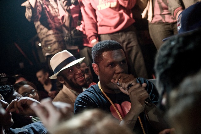Mos Def and Jay Electronica. C.C. Image: Abdul Aziz on Flickr.