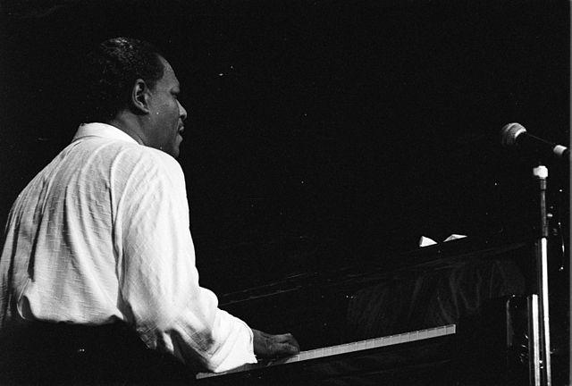 McCoy Tyner. C.C. Image: Roland Godefroy on Flickr.