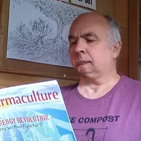 Graham Burnett interviewed in 'Growing Green International' magazine, summer 2015