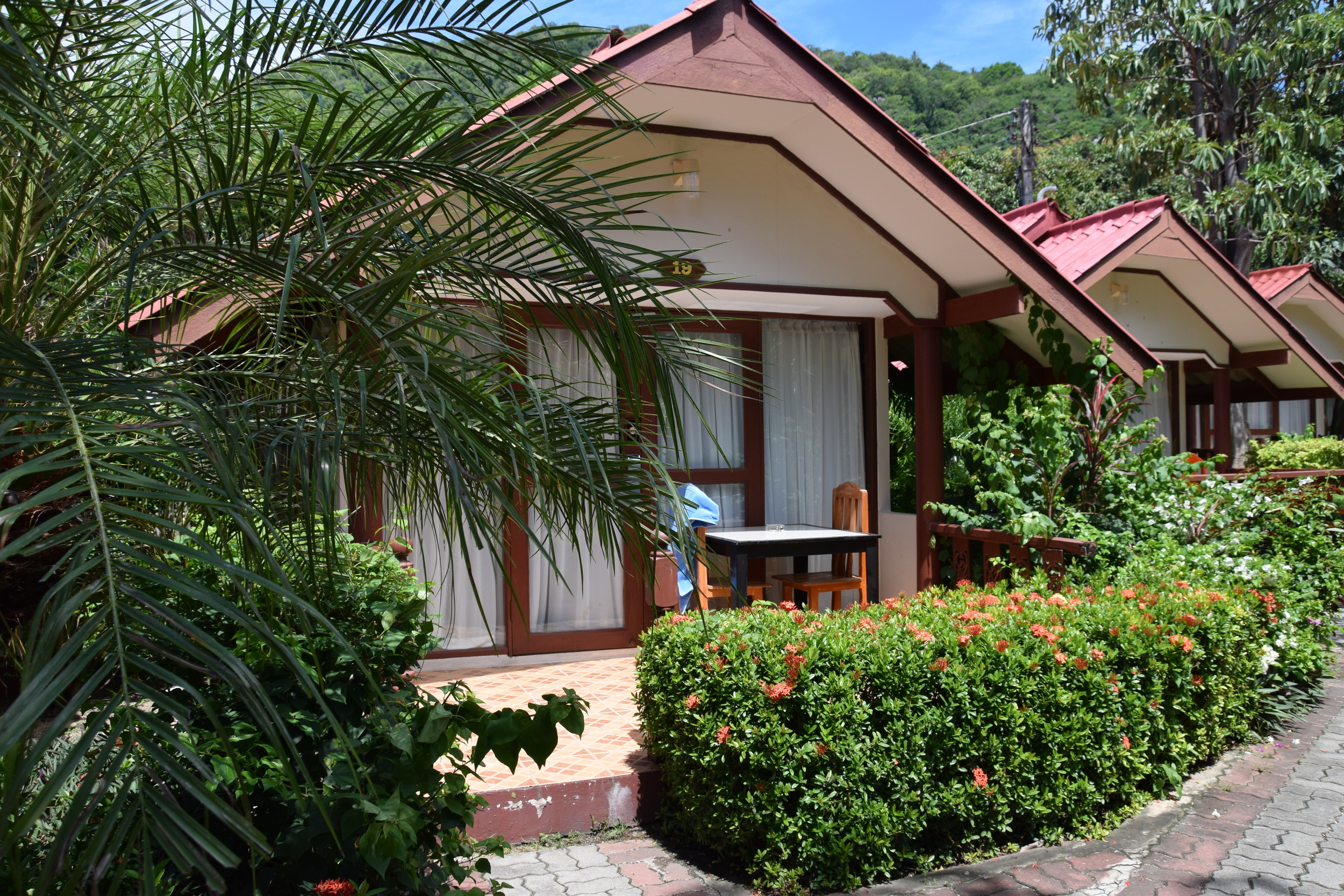Remote Year accommodations In koh phangan, Thailand