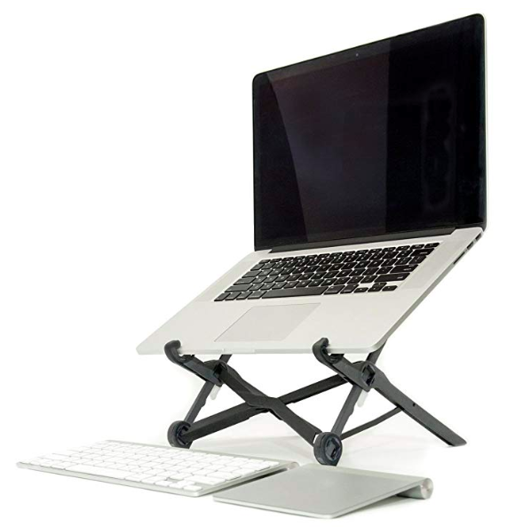 Remote Work and Digital Nomad Office Set Up Compact Light-Weight Laptop Stand.png