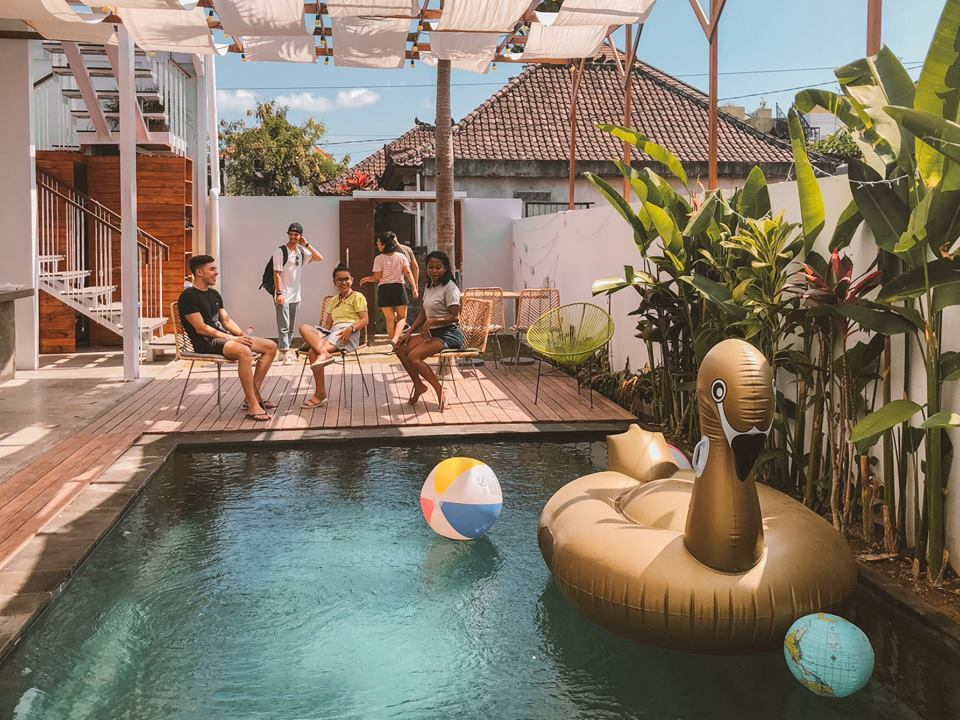 Source: OUtpost Canggu Facebook.  Canggu, Bali, Indonesia.