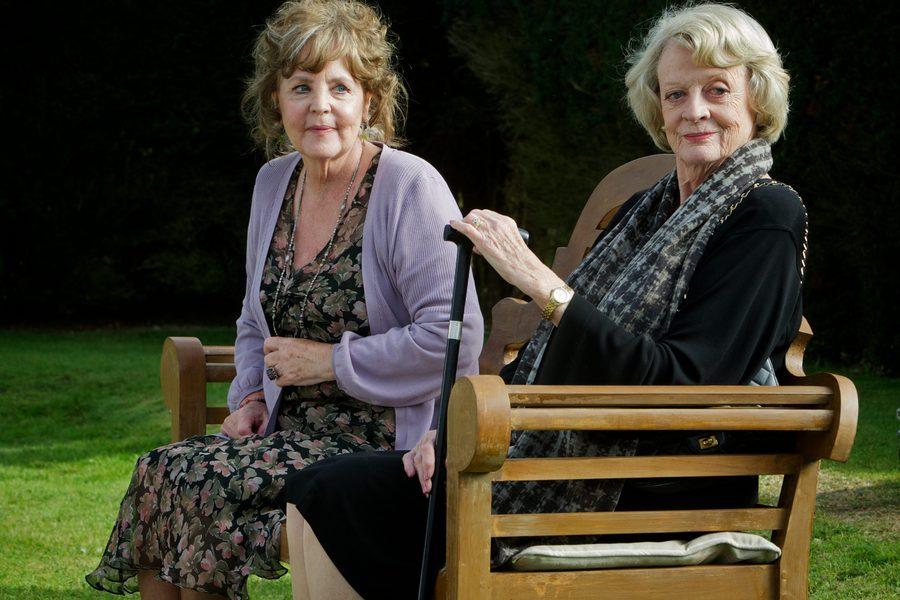 Maggie Smith & Pauline Collins - Quartet