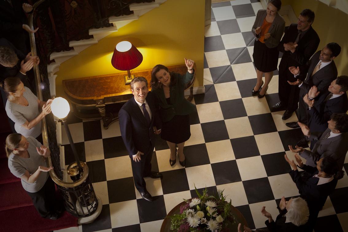 David Tennant & Emily Watson - The Politician's Husband