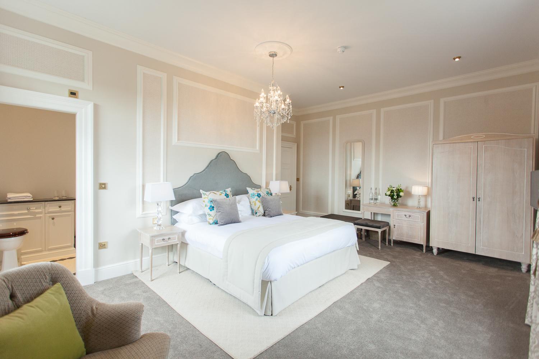 Top Floor Bedrooms
