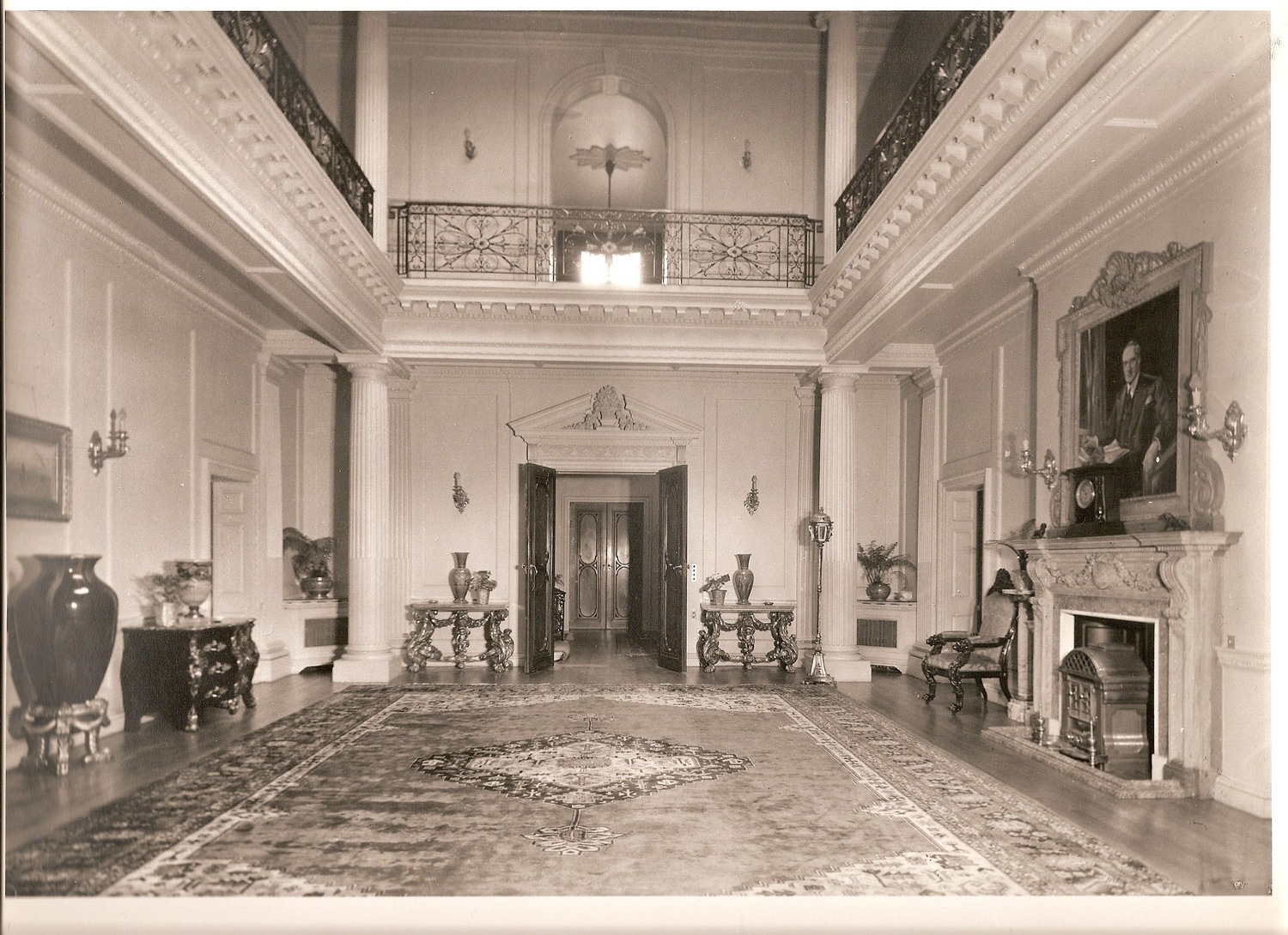 HISTORY OF HEDSOR HOUSE