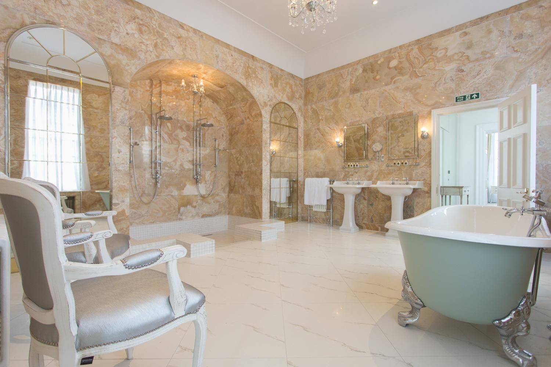 Hedsor House bridal suite