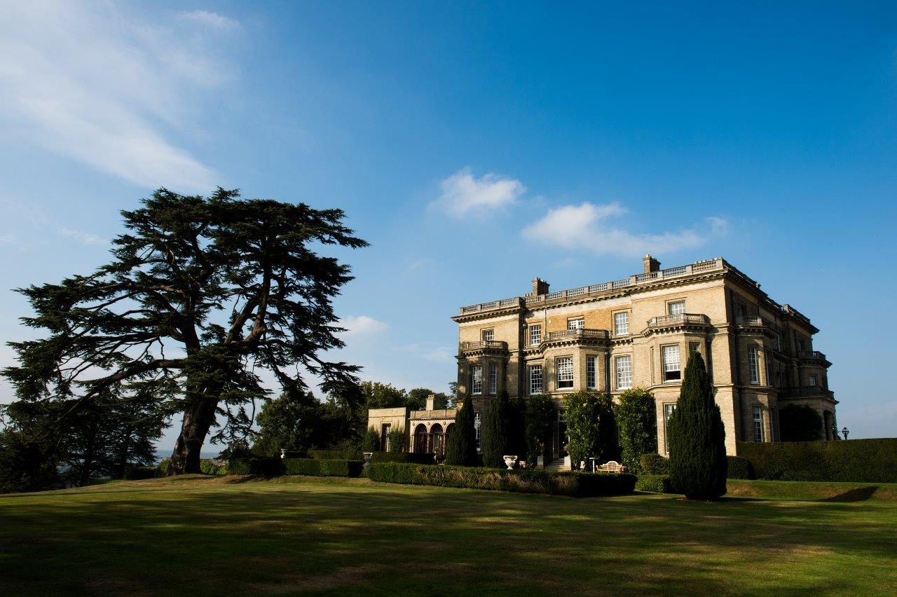 Country house wedding venue near London