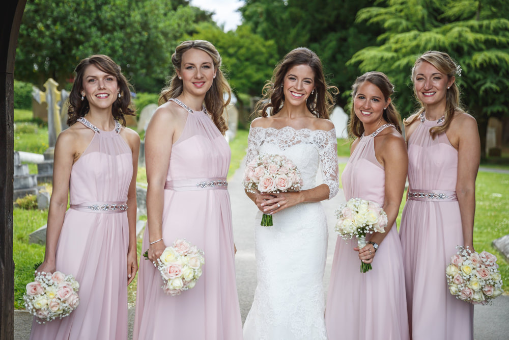 4. Bridesmaids' dresses.JPG