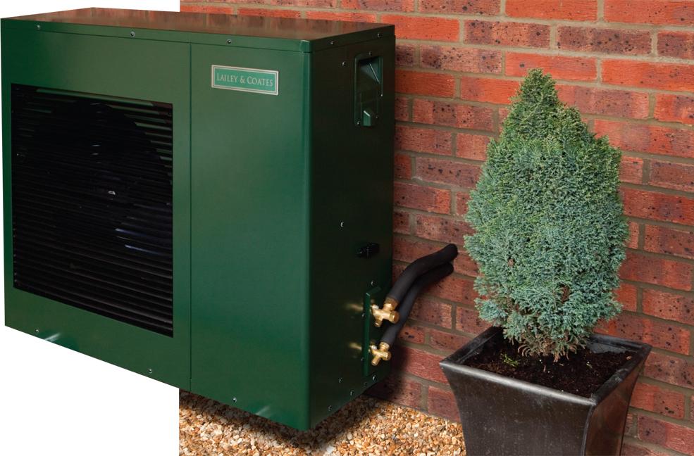 Air Source Heat Pump