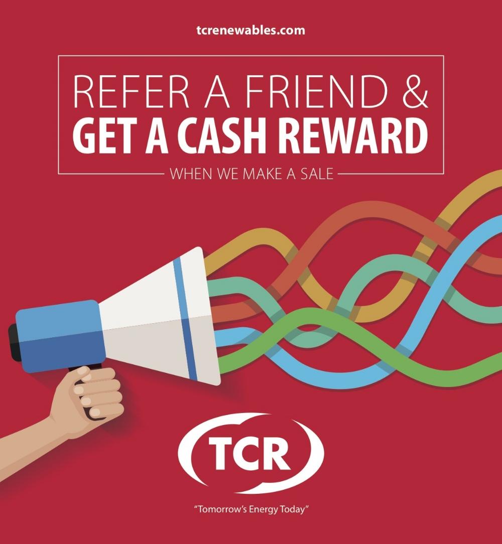 TCR Referral Scheme