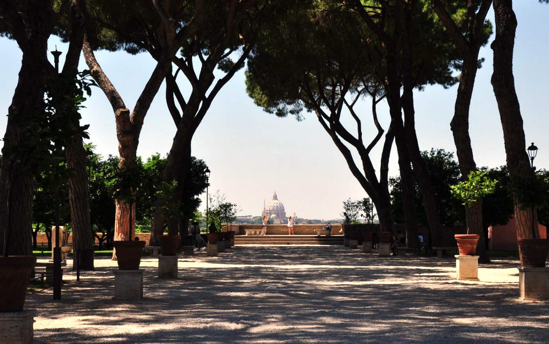 The Orange Garden - Rome