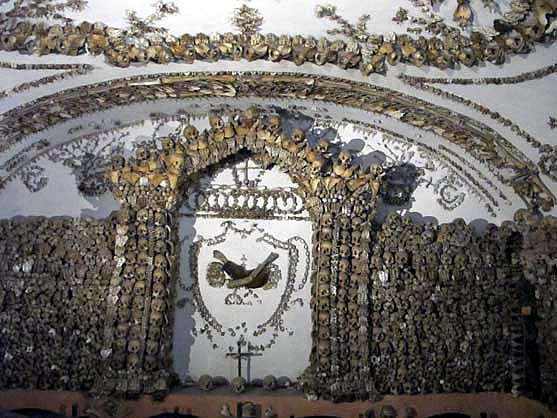 The Capuchin Crypt - Rome