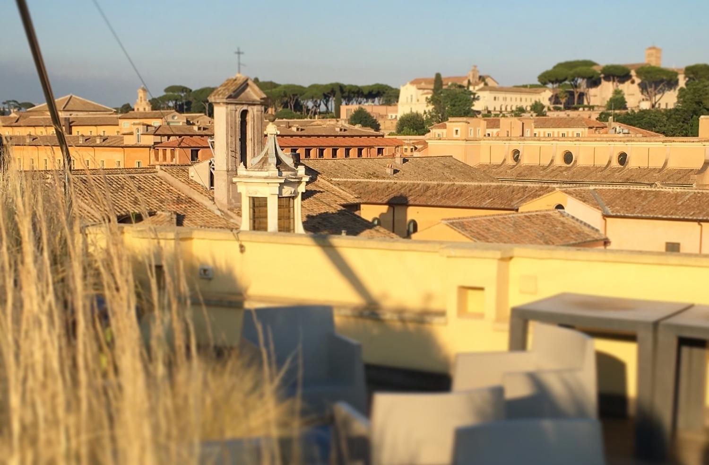 Eventi In Terrazza Hotel San Francesco Rome