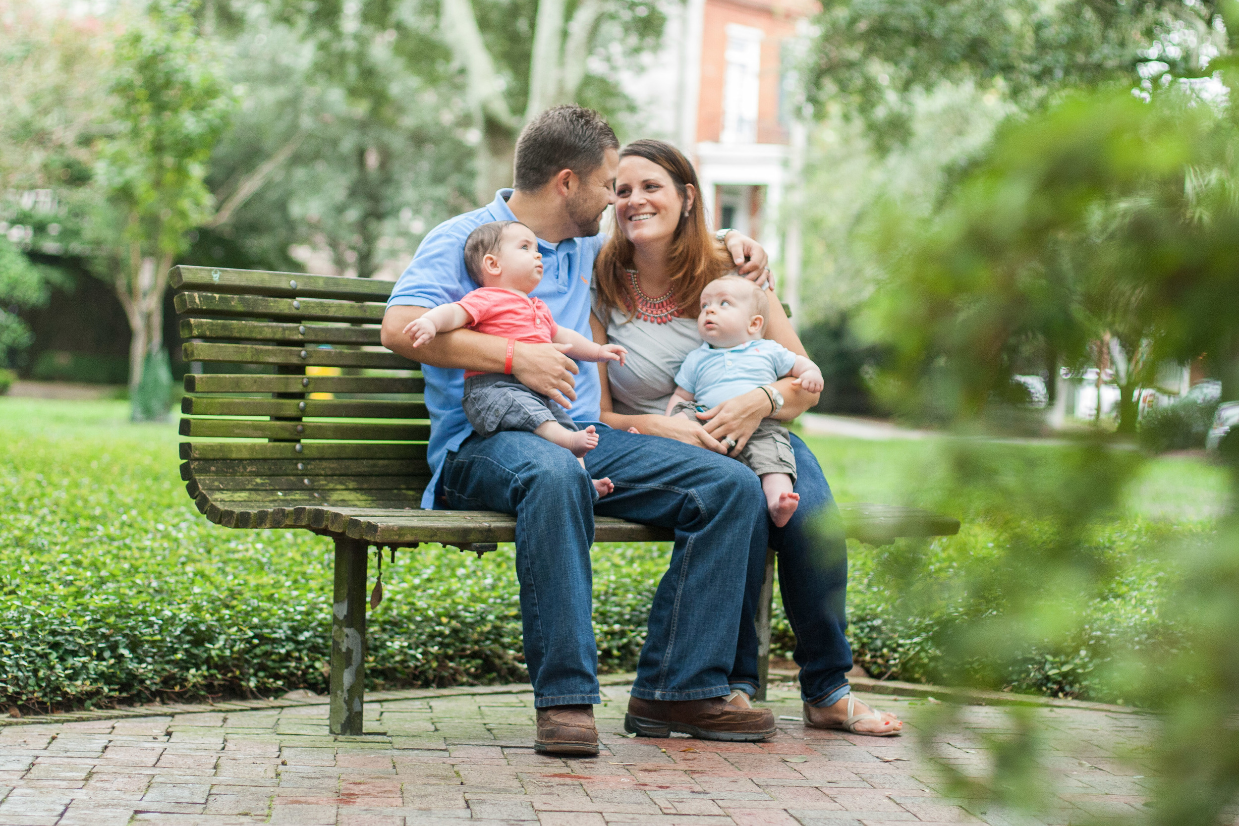 Pulaski Square Family Session, laurie schultz photography