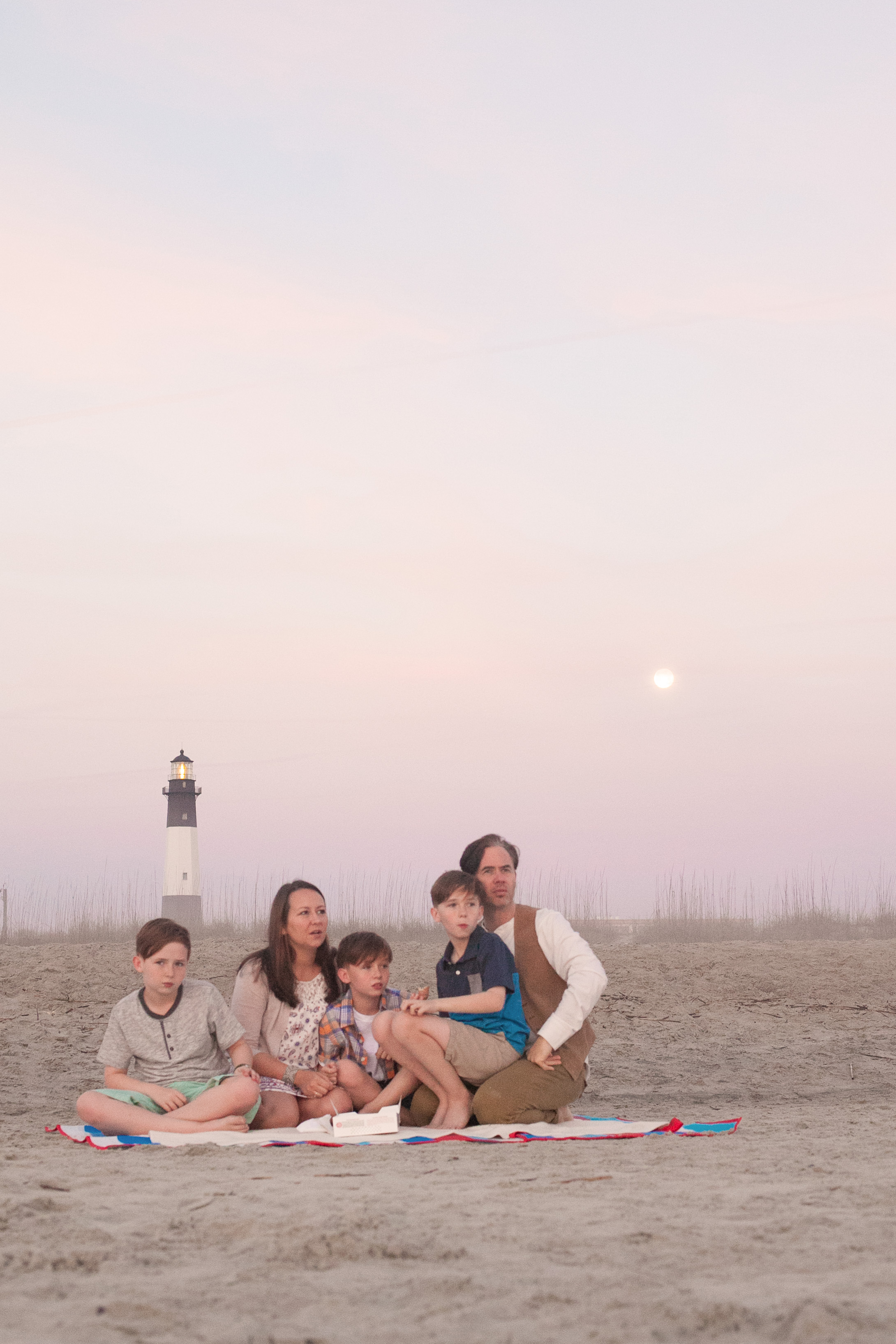 North Beach Tybee Island Family Session, Laurie Schultz Photography