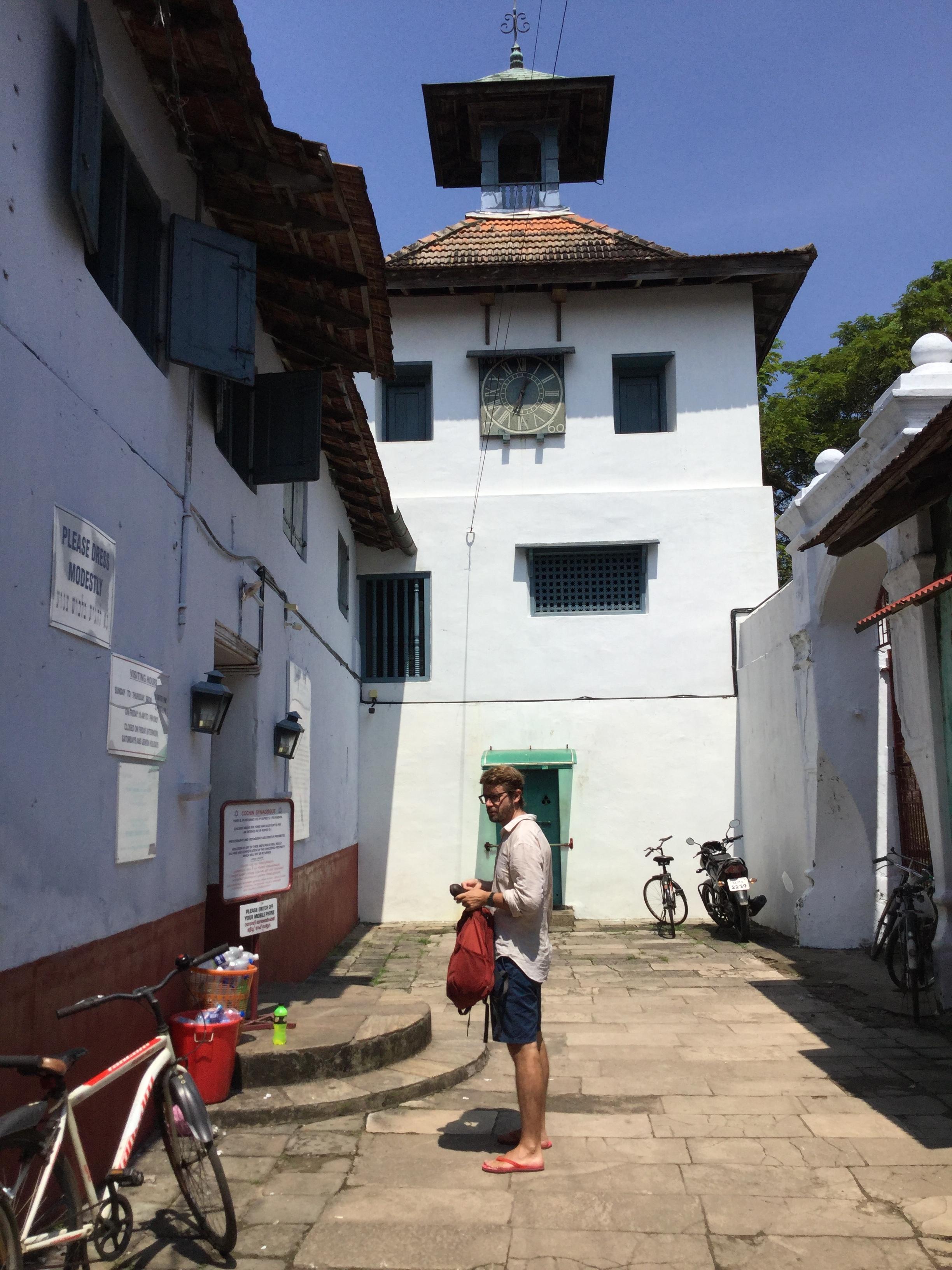 synagogue, Kochi