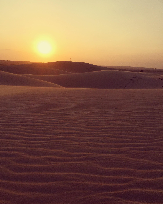dunes, mui ne