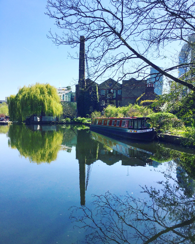 canal running