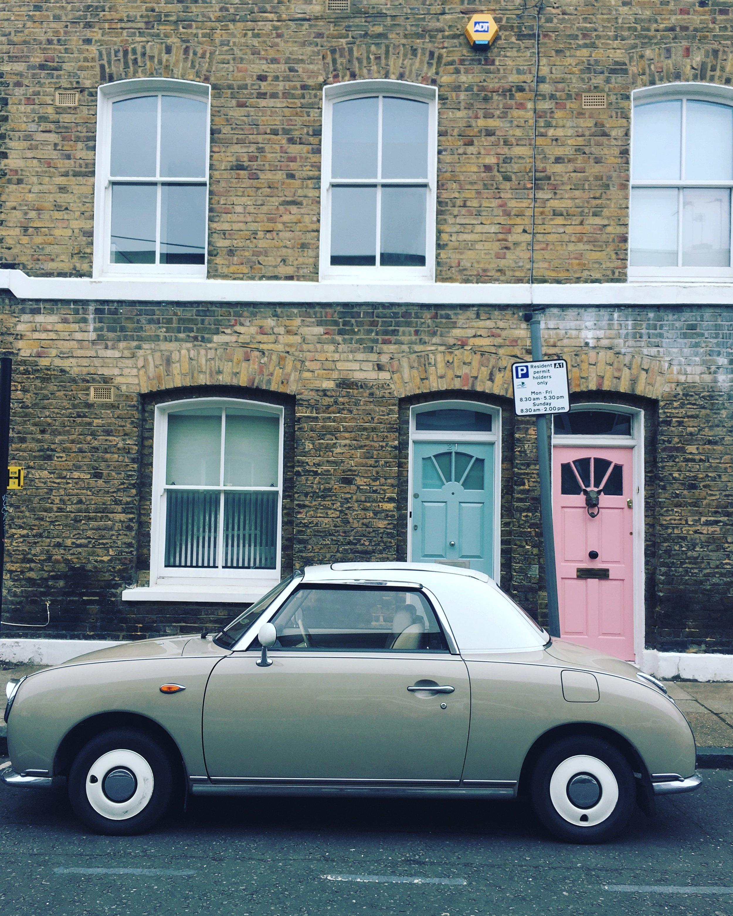 london, becka whelan