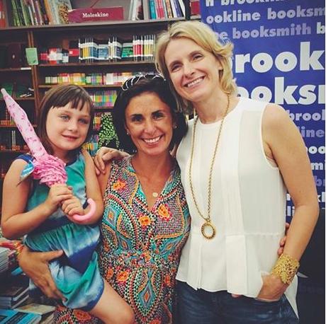 Brookline Booksmith, July, 2013.