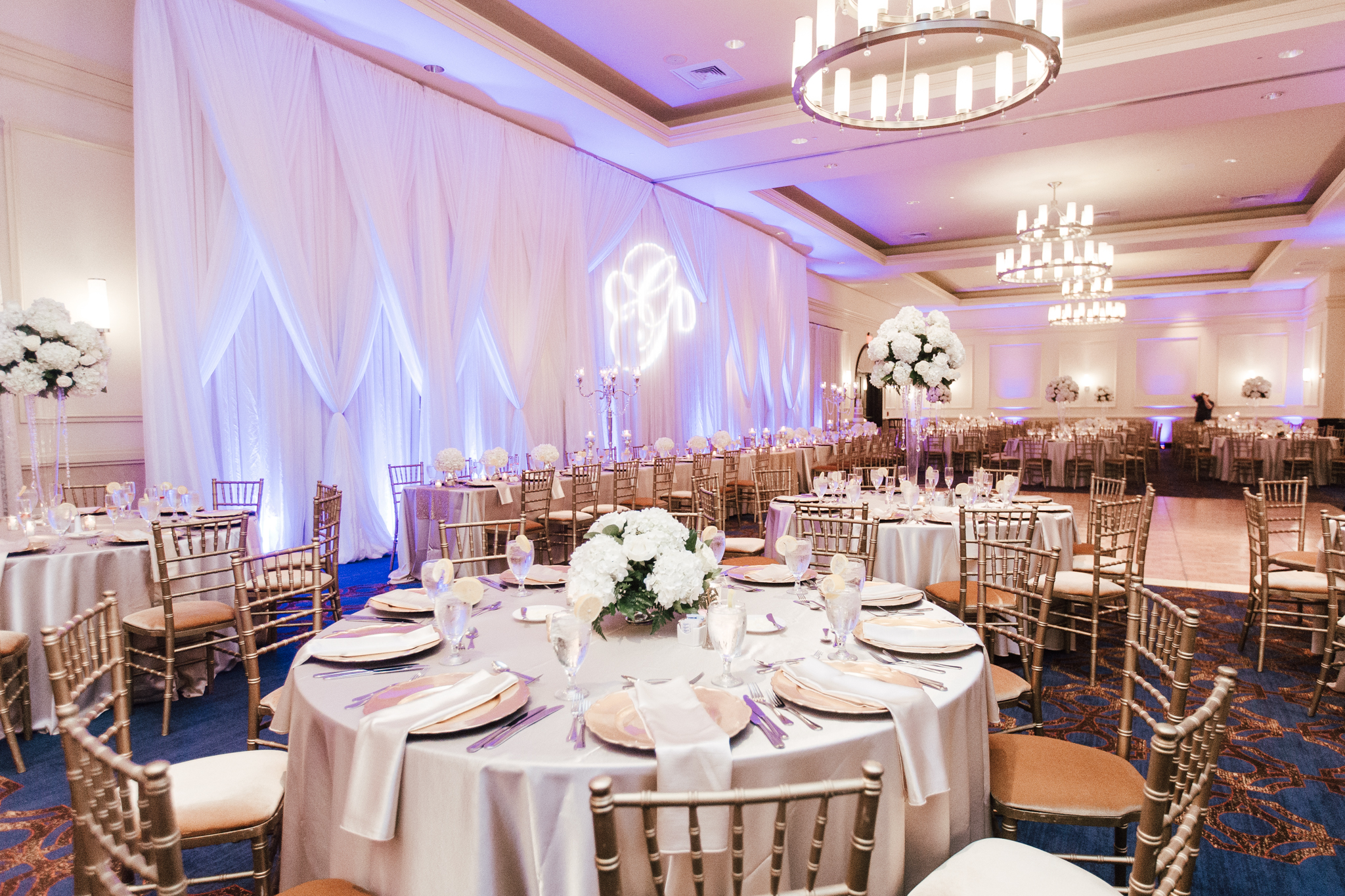 chic downtown ballroom
