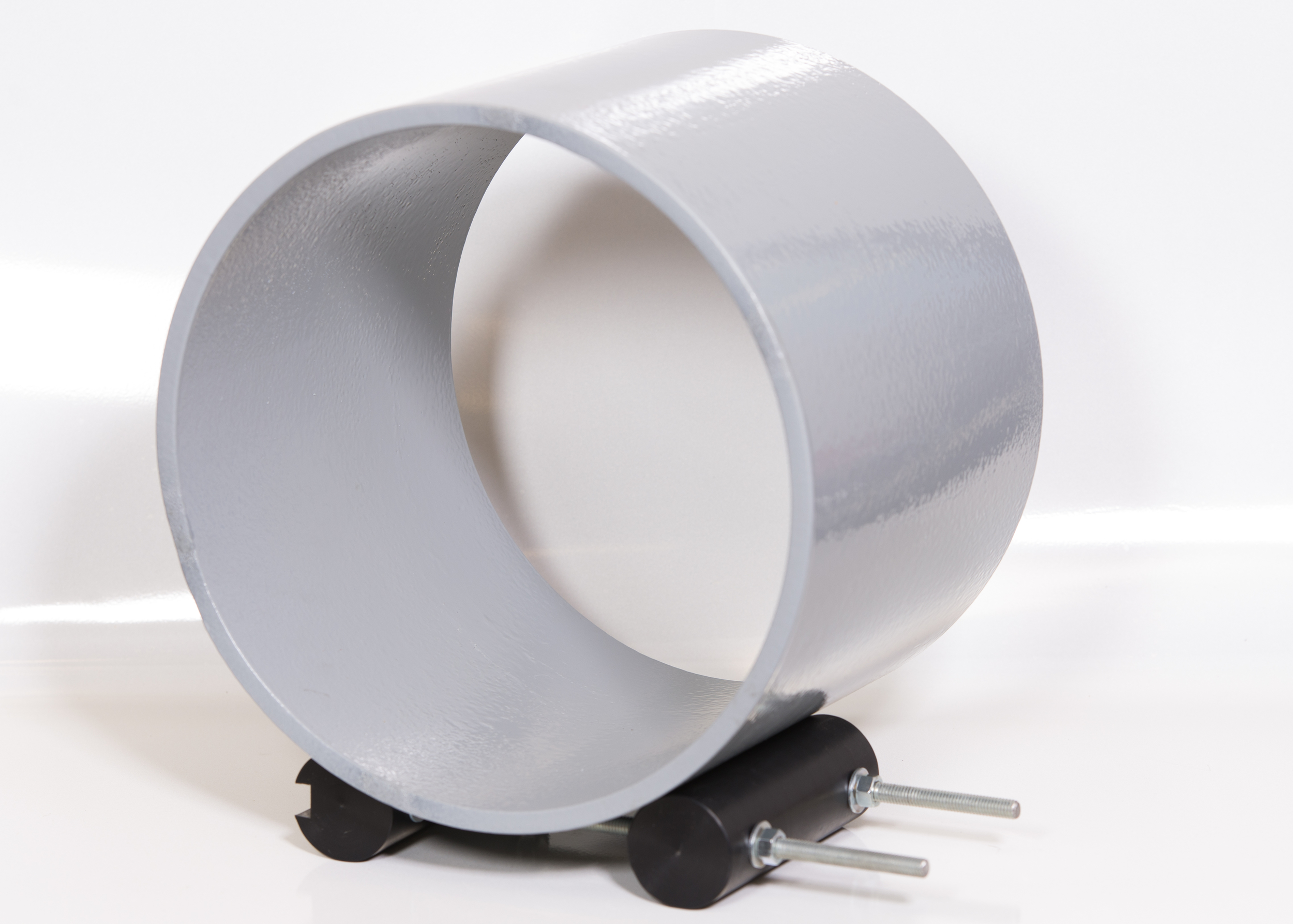 Inspect-A-Lift Pipe Support