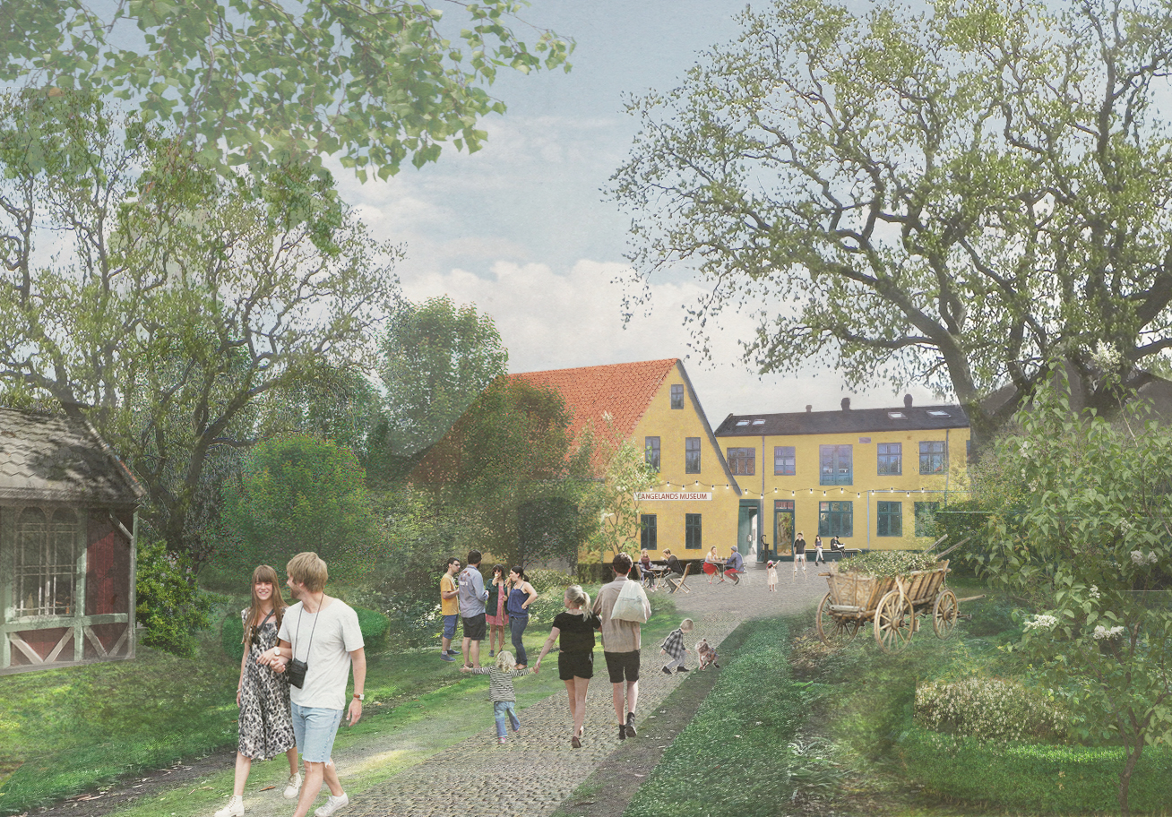 The Passages of Rudkøbing -