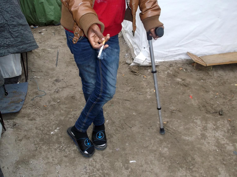 MOHAMMED, 27, ERITREA