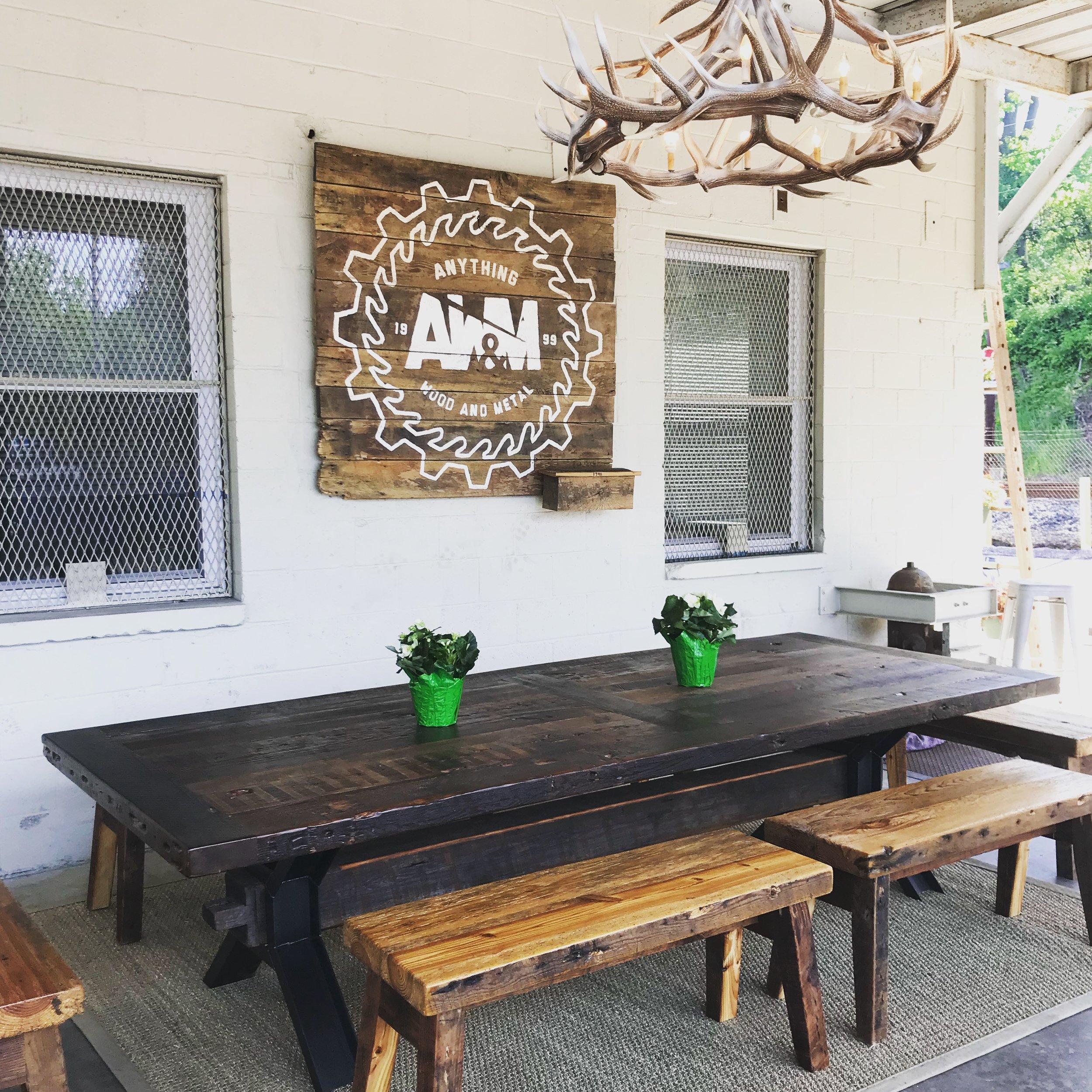 AWM Farmhouse Table