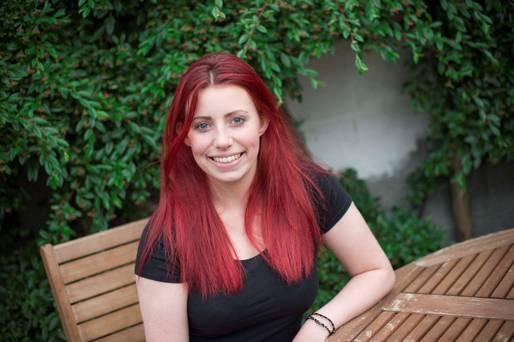 Danielle Stephens at home in Balinteer