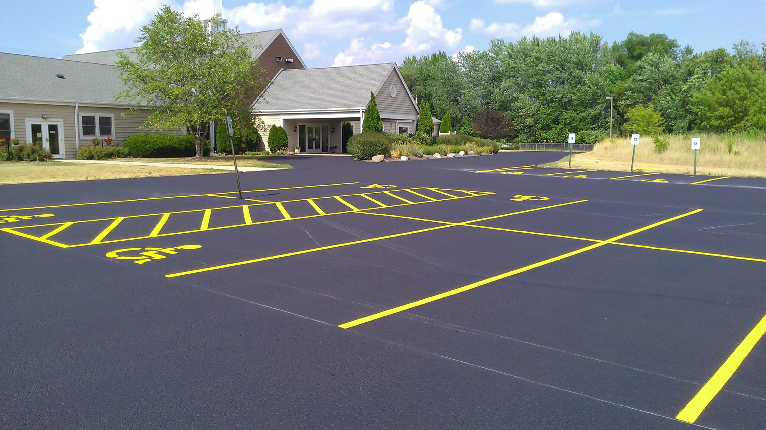 Line Striping 1 of 3