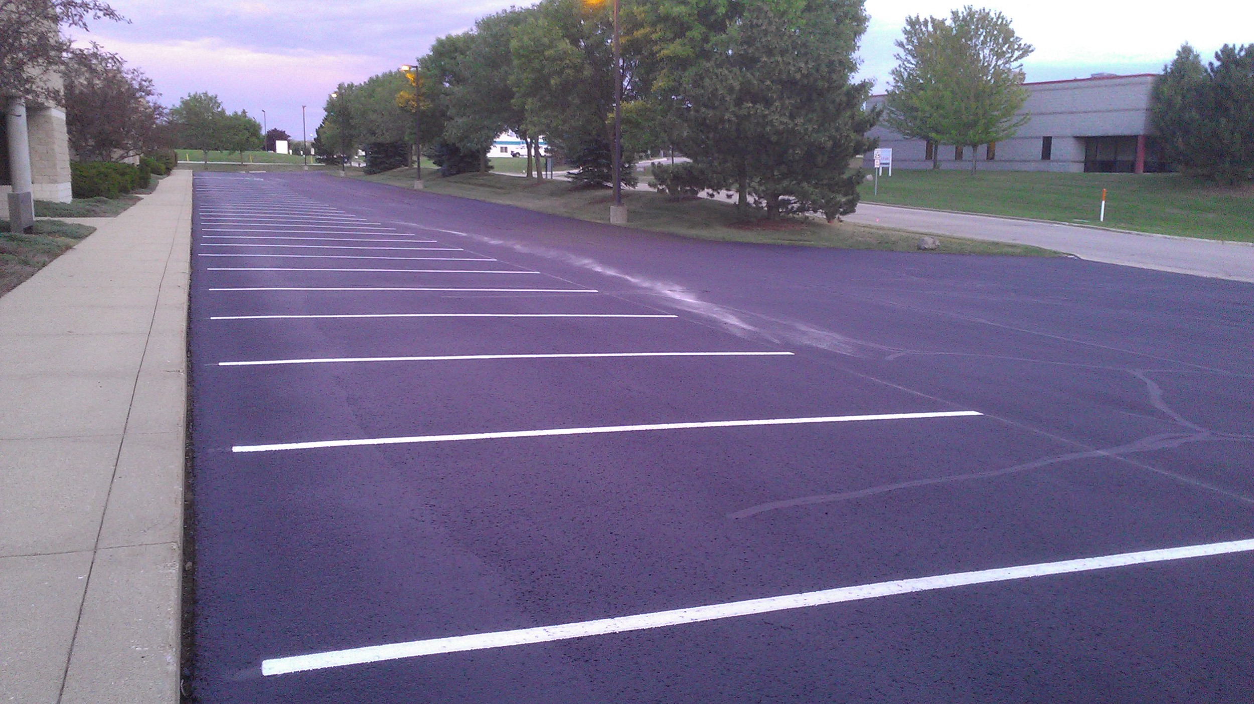 Line Striping 2 of 3