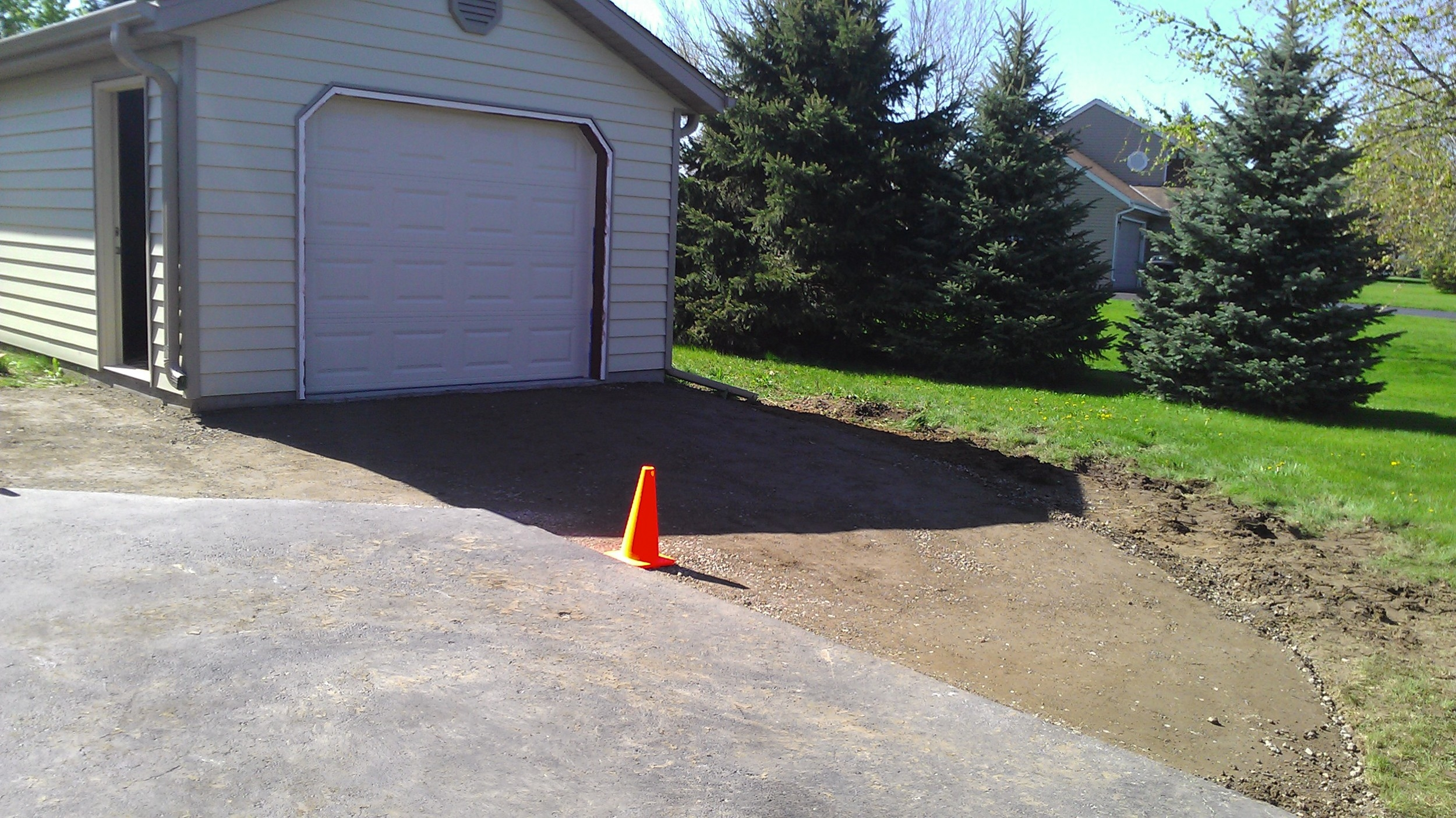 Asphalt Patching 1 of 4