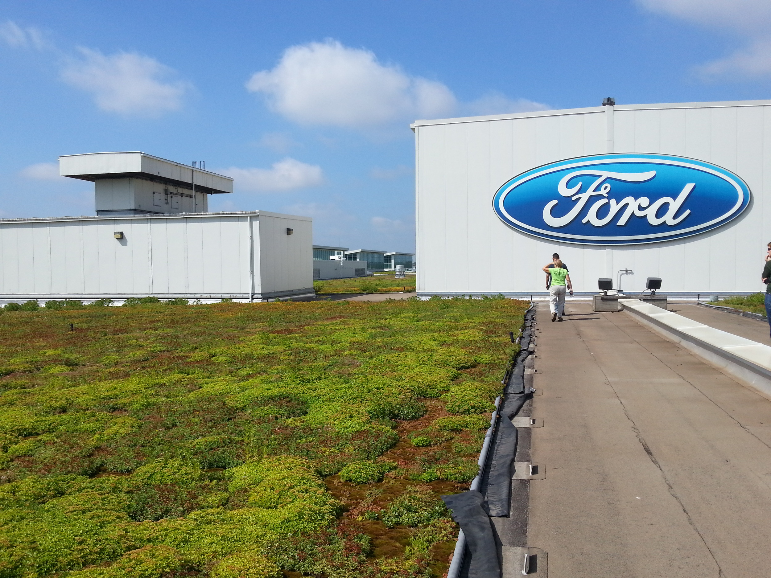 Ford Rouge Living Roof