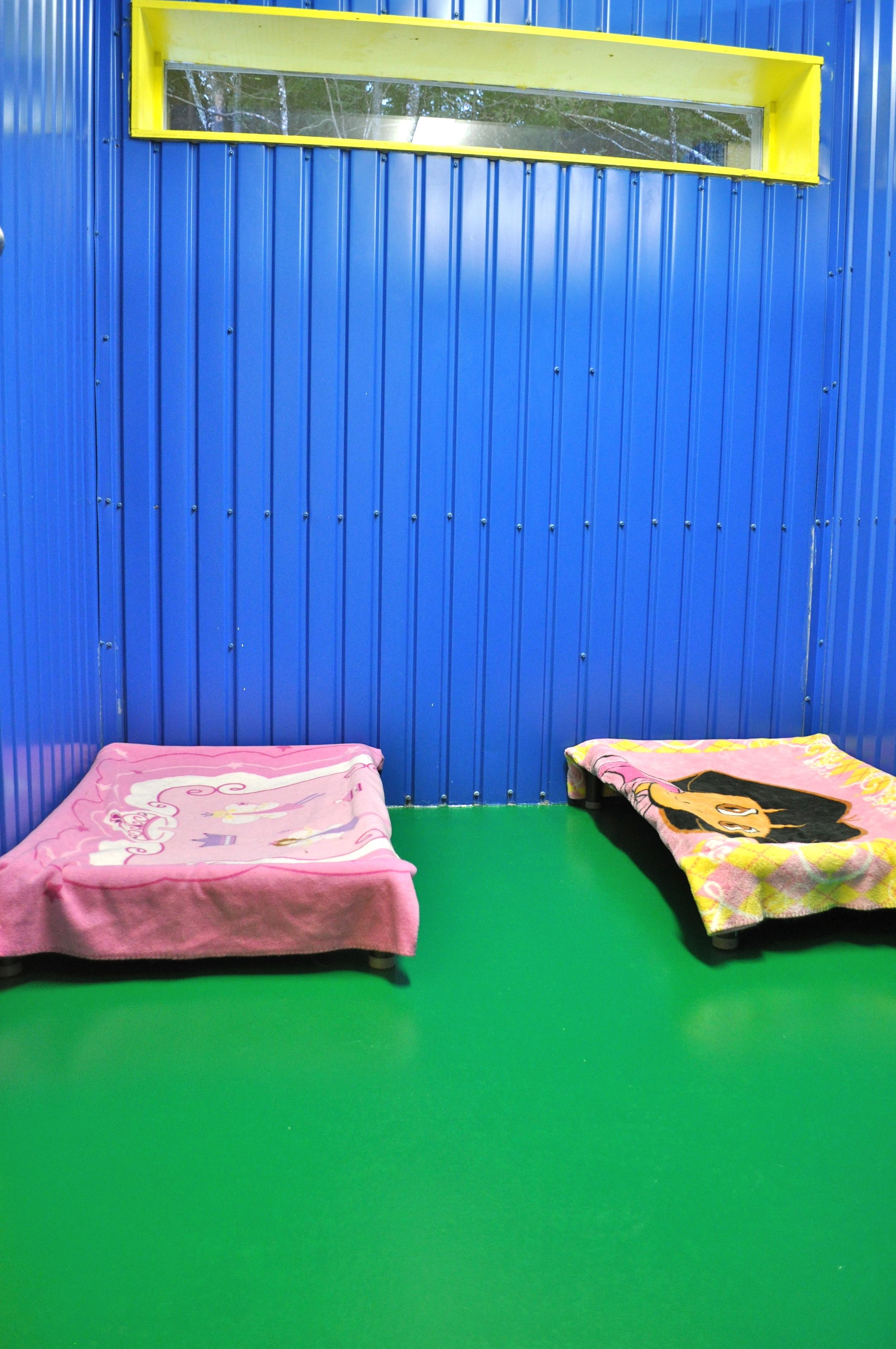 Overnight Dorm Rooms