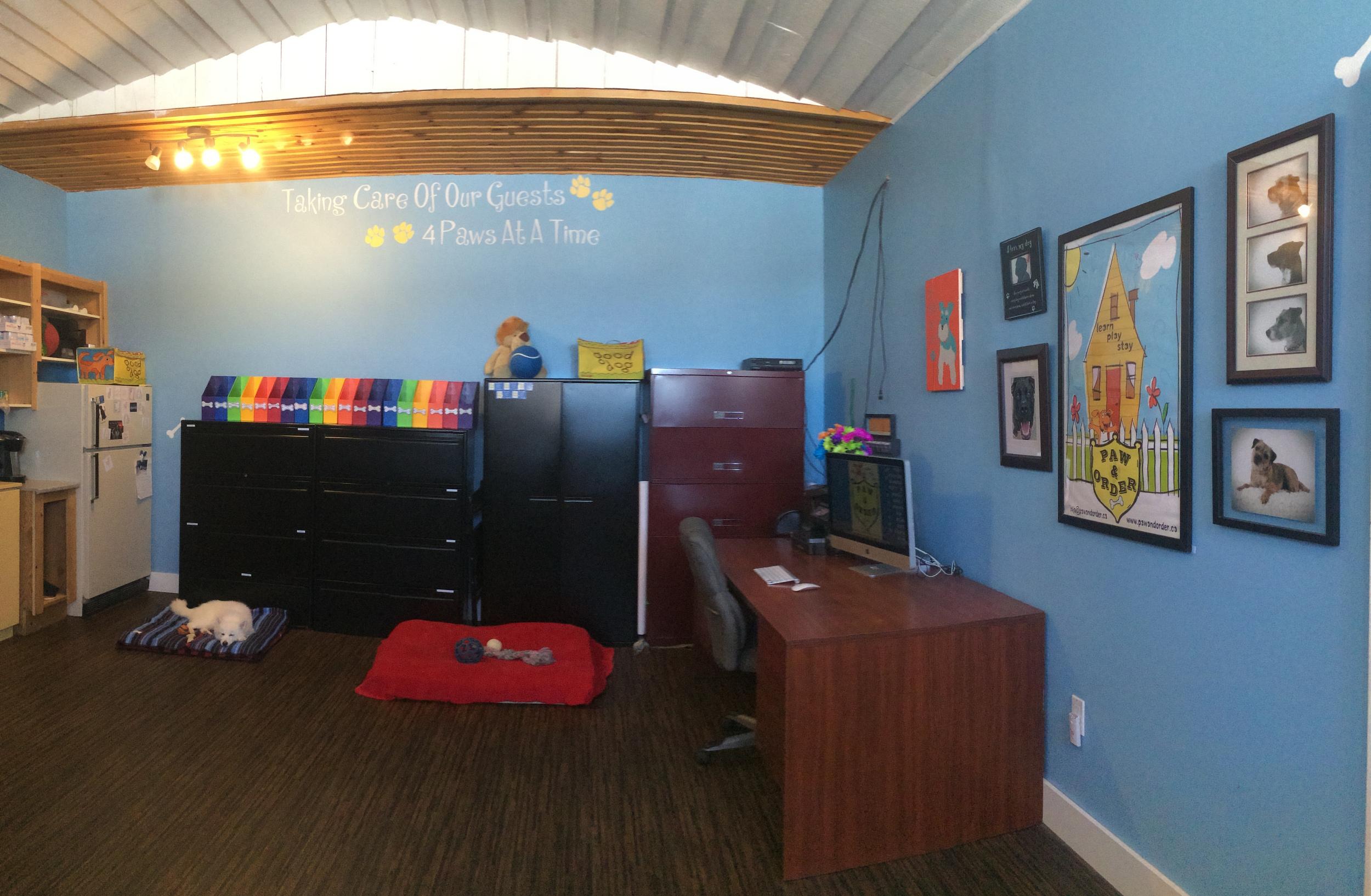 Office / Reception Area