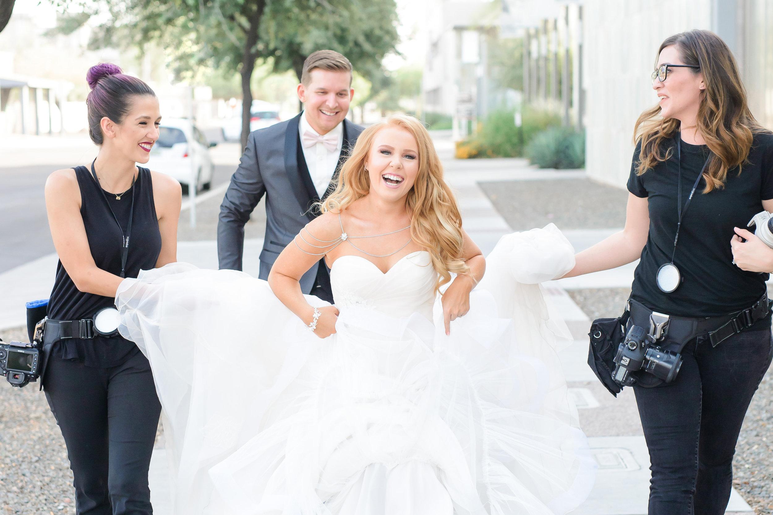 Photography & Videography - Depoy StudiosMonique Hessler WeddingsStep on Me PhotographySomething New Media Videography