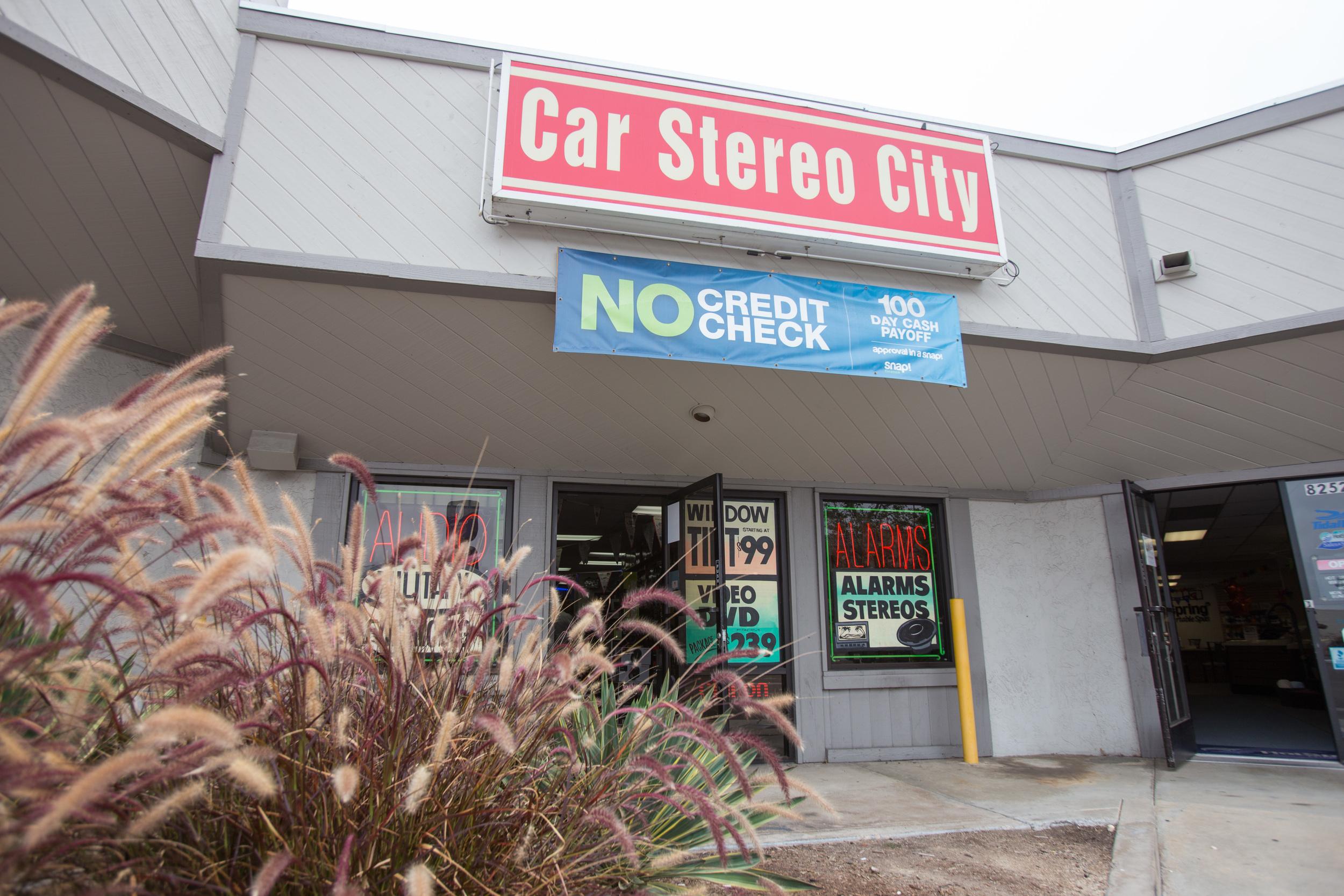 Car Stereo City Kearny Mesa