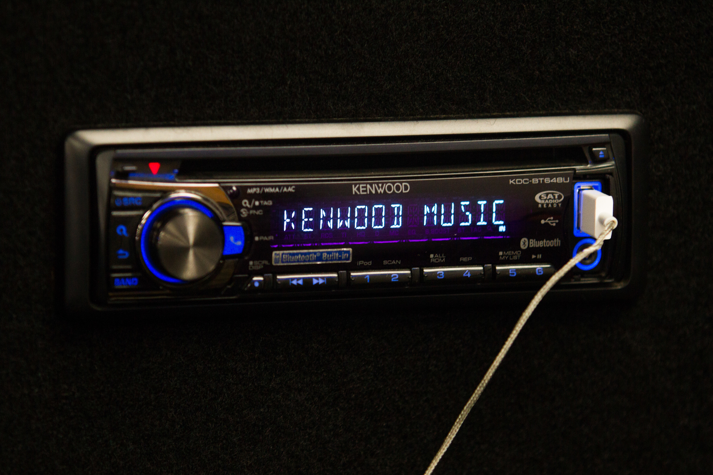 Kenwood Stereo San Diego